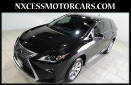 Lexus RX RX 350 HID LIGHTS HEATED SEATS BACK UP CAM 1 OWNER 2017