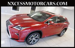 2017_Lexus_RX_RX 350 PREMIUM PKG BSM NAVIGATION 1-OWNER._ Houston TX