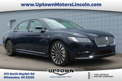 2017_Lincoln_Continental_AWD Black Label_ Milwaukee and Slinger WI
