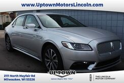 2017_Lincoln_Continental_Premiere FWD_ Milwaukee and Slinger WI