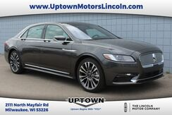 2017_Lincoln_Continental_Reserve AWD_ Milwaukee and Slinger WI