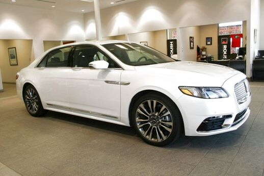 2017 Lincoln Continental Reserve Hardeeville SC