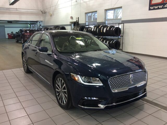 2017 Lincoln Continental Select-AWD Sheboygan WI
