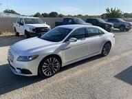 2017 Lincoln Continental Select Goldthwaite TX