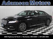 2017_Lincoln_Continental_Select_ Rochester MN