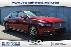 2017_Lincoln_Continental_Select_ Milwaukee and Slinger WI