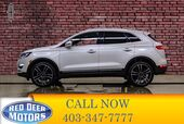 2017 Lincoln MKC AWD Reserve Leather Roof Nav