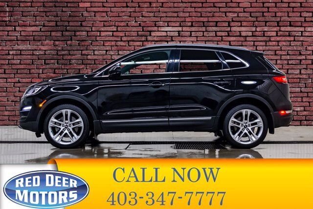 2017 Lincoln MKC AWD Reserve Leather Roof Nav Red Deer AB
