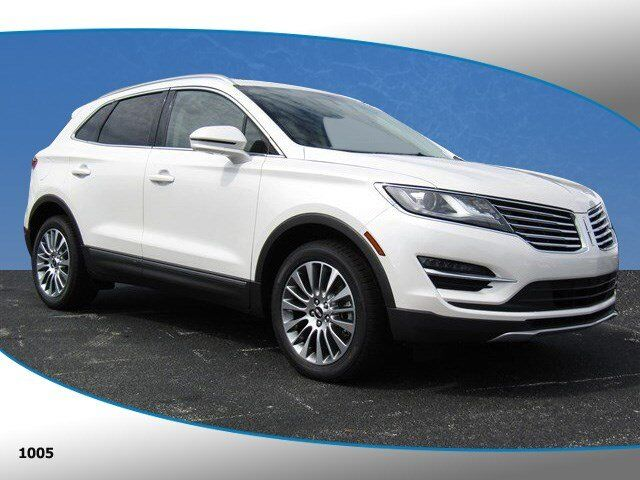 Vehicle details 2017 Lincoln MKC at Island Lincoln Merritt