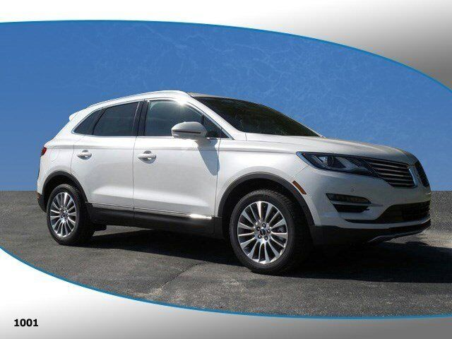 Vehicle details 2017 Lincoln MKC at Lincoln of Ocala Ocala