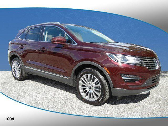 Vehicle details 2017 Lincoln MKC at Central Florida Lincoln