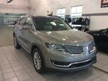 2017 Lincoln MKX-AWD Select
