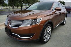2017_Lincoln_MKX_Black Label_ San Antonio TX