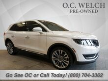 2017_Lincoln_MKX_Reserve_ Hardeeville SC