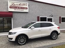 2017_Lincoln_MKX_Reserve_ Marshfield MA