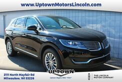 2017_Lincoln_MKX_Select AWD_ Milwaukee and Slinger WI