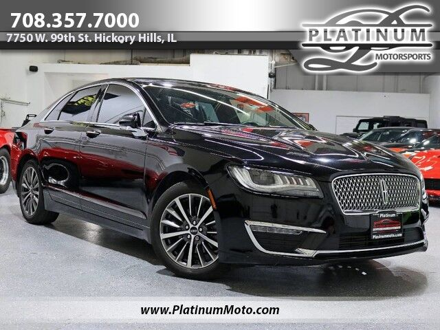 2017 Lincoln MKZ Leather Nav Auto Hickory Hills IL