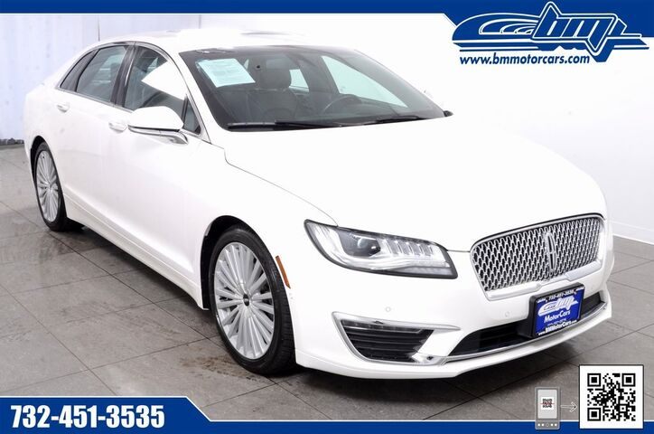 2017 Lincoln MKZ Reserve Rahway NJ