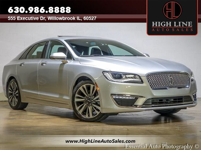 2017 Lincoln MKZ Reserve Willowbrook IL
