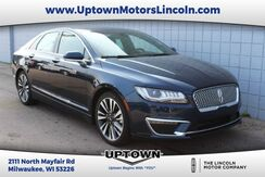 2017_Lincoln_MKZ_Reserve_ Milwaukee and Slinger WI