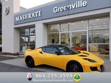 2017_Lotus_Evora 400_2+2_ Greenville SC