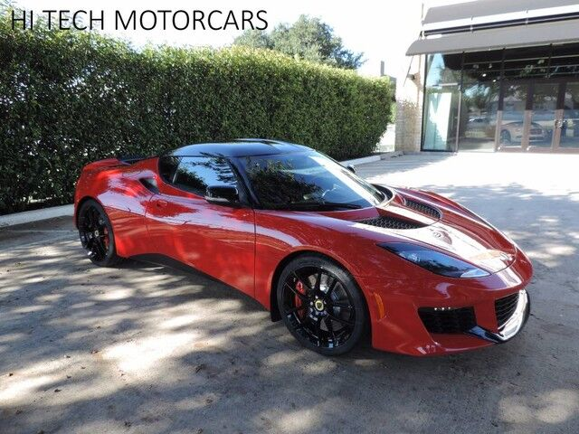 2017 Lotus Evora 400 Black Package  Austin TX