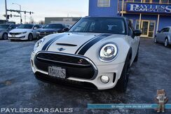 2017_MINI_Clubman_Cooper S ALL4 / AWD / Automatic / Twin Turbo / Heated Leather Seats / Dual Sunroof / Harman Kardon Speakers / Bluetooth / Keyless Entry & Start / HID Headlights / Aluminum Wheels_ Anchorage AK