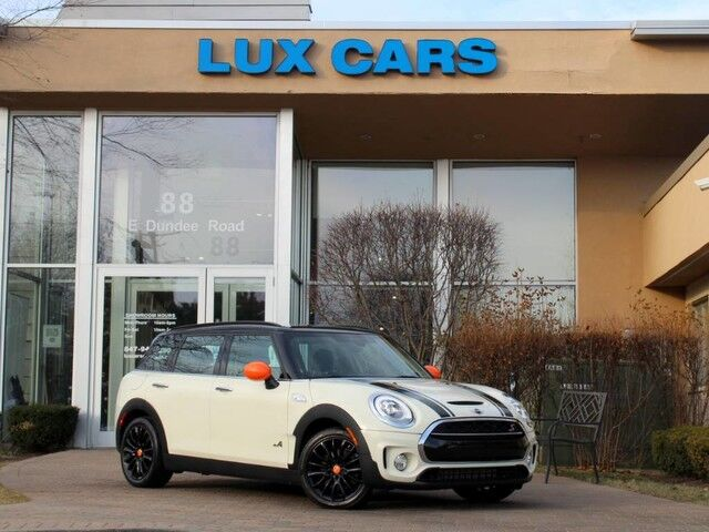 2017_MINI_Clubman_Cooper S ALL4 PANOROOF 6-SPEED MANUAL AWD_ Buffalo Grove IL