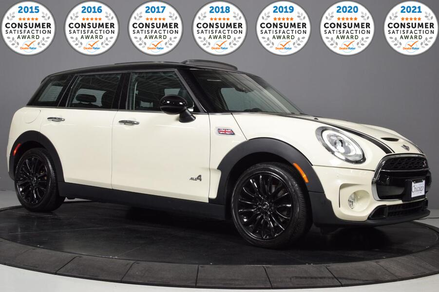 2017_MINI_Clubman_Cooper S_ Glendale Heights IL