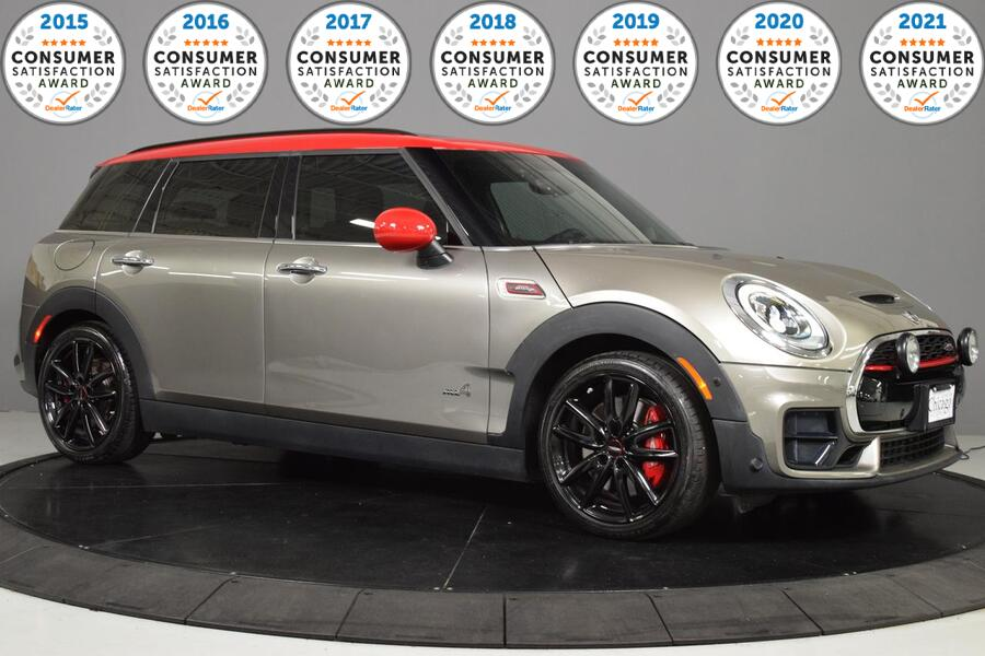 2017_MINI_Clubman_John Cooper Works_ Glendale Heights IL