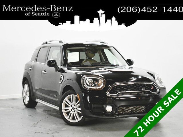 2017 MINI Cooper S Countryman Base Seattle WA