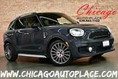 2017_MINI_Countryman_Cooper S ALL4 - JOHN COOPER WORKS PACKAGE 2.0L I4 TURBOCHARGED ENGINE ALL WHEEL DRIVE KEYLESS GO BACKUP CAMERA PANO ROOF XENONS BLACK CLOTH HEATED SEATS_ Bensenville IL