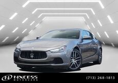 2017_Maserati_Ghibli__ Houston TX