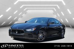 2017_Maserati_Ghibli_3.0L Low MIles Factory Warranty._ Houston TX