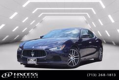 2017_Maserati_Ghibli_Low Miles Factory Warranty._ Houston TX