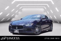 Maserati Ghibli Low Miles Factory Warranty. 2017