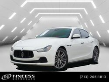 Maserati Ghibli Navi Leather Roof Warranty.  2017