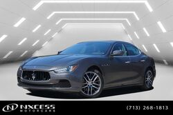 Maserati Ghibli Navigation Roof Backup Camera Warranty. 2017