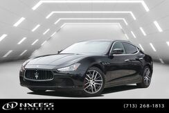 2017_Maserati_Ghibli_Navigation Roof Backup Camera Warranty._ Houston TX