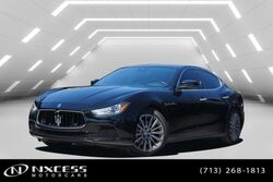 Maserati Ghibli Navigation Roof Backup Camera Warranty! 2017
