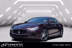 Maserati Ghibli Navigation Roof Low Miles Factory Warranty! 2017