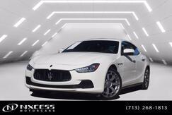 2017_Maserati_Ghibli_Navigation Sunroof Backup Camera Keyless Start._ Houston TX