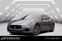 Maserati Ghibli One Owner Low Miles Clean Carfax Factory Warranty. 2017