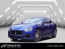 Maserati Ghibli S Extra Clean Factory Warranty! 2017