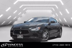 Maserati Ghibli S Low Miles Keyless Start Navigation Backup Camera! 2017