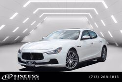 Maserati Ghibli S Q4 Clean Carfax One Owner Warranty! 2017