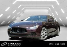 2017_Maserati_Ghibli_S SUNROOF NAVIGATION WARRANTY!_ Houston TX