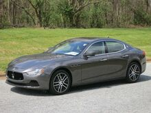 2017_Maserati_Ghibli_luxury Pack/Prem. Sound_ Hickory NC