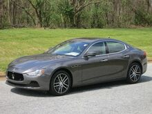 2017_Maserati_Ghibli_luxury Pack/Prem. Sound_ Greensboro NC