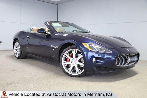 2017 Maserati GranTurismo sport Kansas City KS